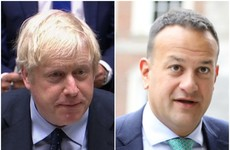 Boris Johnson will meet Leo Varadkar for talks on Monday