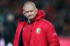 'Before I knew it, I was over there meeting everyone' - Rowntree sheds light on Munster move