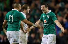 A key victory over the old enemy that kick-started Ireland's 12-game winning streak
