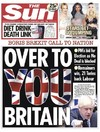 'Humiliation for Johnson': UK front pages react to last night's Brexit vote