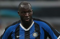 Inter fans' group incredibly excuses Lukaku racist abuse as 'a form of respect'