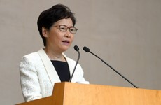 Hong Kong leader Carrie Lam says she will withdraw controversial extradition bill