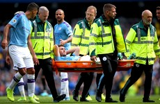 Setback for Man City as key defender Laporte undergoes knee surgery