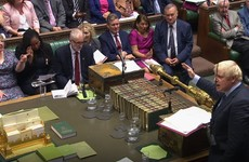 A swear word and clapping in the Commons: Boris Johnson's first PMQs were an explosive affair