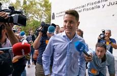 Ex-Man United midfielder Herrera in the dock as Spanish match-fixing trial opens