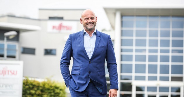 Meet the Fujitsu veteran taking the firm's Irish business deeper into the push for sustainability