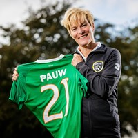 New Ireland boss Pauw enthused by 'philosophy of working within the FAI'