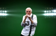 Quinner, Aldo and Dunphy on tin whistle: The latest Ireland Euro 2012 song