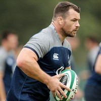 Healy back from injury as Schmidt names strong team for final World Cup warm-up