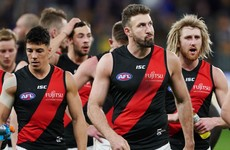 McKenna's Essendon suffer heavy 55-point AFL elimination final defeat