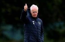 No surprises in Ireland team selected for Euro 2020 qualifier against Switzerland