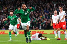 McGoldrick's late leveller rescues Ireland against superior Swiss