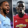 Pogba, Salah and Sterling join Messi and Ronaldo on FIFPro World 11 list