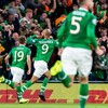 'It's been a long time coming. I've hit the bar, hit the post' - McGoldrick relishes first Ireland goal