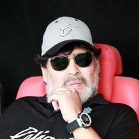 Diego Maradona has a new job