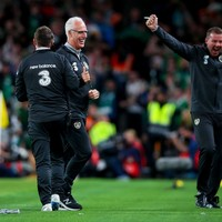 'When the goal went in it was like the days of old' - McCarthy hails atmosphere and players' character