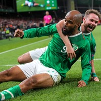 David McGoldrick, the hero against the Swiss, is the perfect symbol for this Irish team