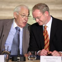 Documentary links Martin McGuinness and Ian Paisley to new Troubles-era bomb attacks
