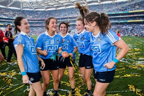 Dublin are seeking a three-in-a-row this year against Galway.