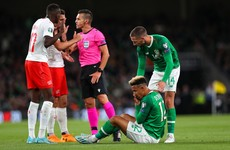 McGoldrick and Robinson ruled out of Bulgaria friendly with shoulder and hamstring injuries