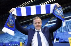 Garry Monk replaces Steve Bruce as Sheffield Wednesday manager