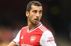 Mkhitaryan in the dark over Arsenal future after Roma loan