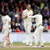 Hazelwood strikes with three late wickets as Australia tighten grip on fourth Ashes Test