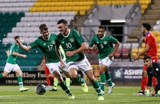 Parrott and Connolly combine brilliantly as Spurs star scores debut Ireland U21 goal