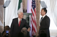 Democrats investigate Pence stay at Trump's Doonbeg hotel
