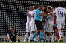 Scotland's Euro 2020 hopes dented as Russia take three points from Hampden