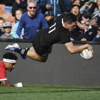 All Blacks crush Tonga by 85 points in final Rugby World Cup dress rehearsal