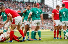 As it happened: Ireland v Wales, World Cup warm-up
