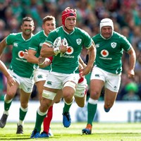 Player ratings as Ireland steady themselves to beat Wales in RWC warm-up