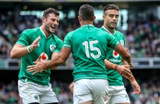 Ireland head to Japan on top of the world after convincing win over Wales