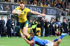 Second-string Australia overcome Samoa with unconvincing final World Cup warm-up win