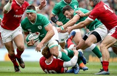 'Ireland gave Georgia a template,' says Gatland after Aviva arm wrestle
