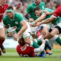'Ireland gave Georgia a template,' says Gatland after Aviva arm wrestle