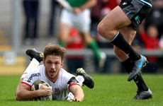 Eight-try Ulster enjoy pre-season hit against Glasgow