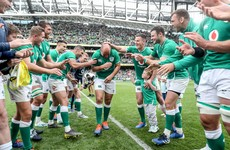 A fitting send-off but Ireland hope for World Cup lift-off after Wales win
