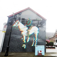 Poll: Should artists be allowed to paint murals on the sides of buildings?