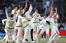Australia record 185-run victory over England to retain the Ashes