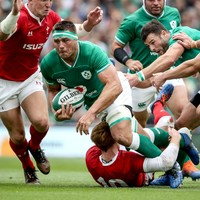 'I have got a bit of a lashing from people outside' - CJ Stander steps up