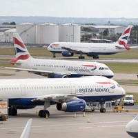 Several Irish flights affected after British Airways cancels UK services over pilot pay dispute