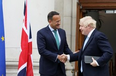 'Significant gaps remain' after Boris Johnson's meeting with Leo Varadkar