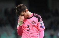 'As captain, I've not been good enough': Liverpool star Robertson makes Scotland admission