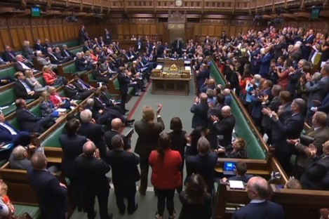 What does the prorogation ceremony actually look like?