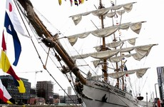 'We've learnt a lot and lived so much': We talked to the crew of Mexican Tall Ship Cuauhtémoc