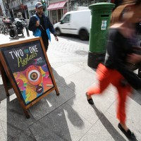Dublin City Council seizes 57 sandwich boards from businesses in first week of crackdown