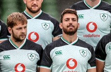 Jackman backs Kleyn to start Ireland's World Cup opener ahead of Henderson
