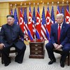 North Korea fires projectiles hours after offering talks with US
